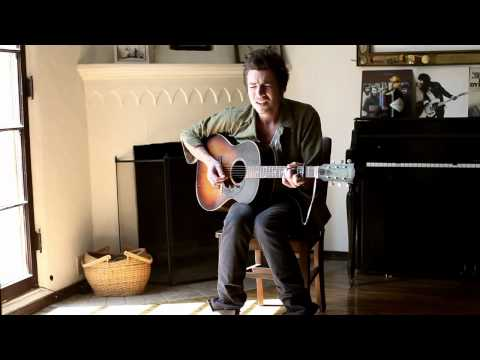 Dan Layus (Augustana) - I Still Ain't Over You - live acoustic