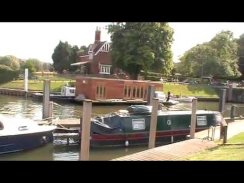 Eco Floating Home launch at Shepperton 1