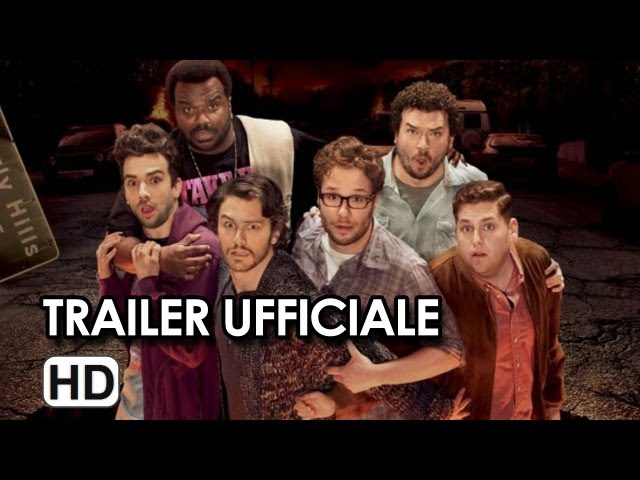 Facciamola Finita Trailer Italiano - James Franco, Seth Rogen e Jonah Hill