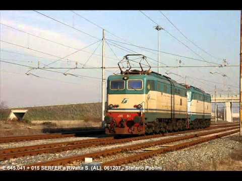 TRENI storia delle locomotive articolate FS