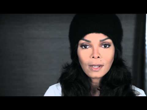 JANET JACKSON amfAR PSA for World AIDS Day