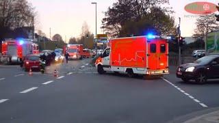 Hagen-Haspe 18.11.2011 – VU mit zwei Leichtverletzten und drei beteiligten Fahrzeugen