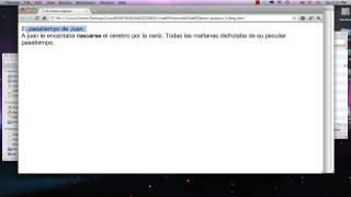 6- Curso HTML5 y CSS: ETIQUETAS DE TEXTO