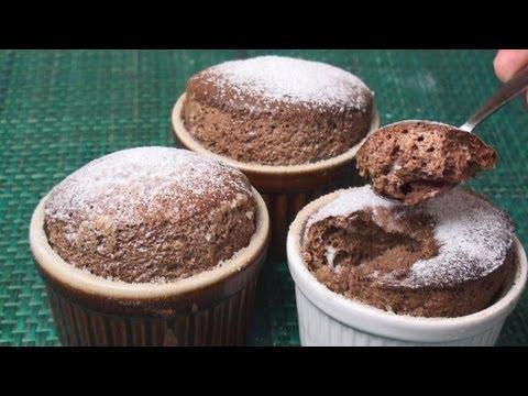 Chocolate Soufflé Recipe That Wont Collapse!