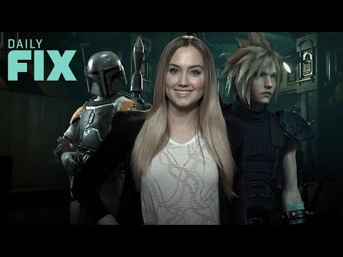 FF7 Remake a Multi-Part Series and EA Talks SW Battlefront Shortcomings - IGN Daily Fix - UCKy1dAqELo0zrOtPkf0eTMw