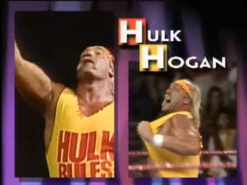 Wrestlemania 8 Intro - 1992