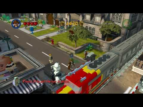 LEGO Indiana Jones 2: Gameplay PC(HD)