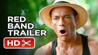 Welcome To The Jungle Official Red Band Trailer (2014) - Jean-Claude Van Damme Movie HD