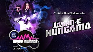 Jashn-e-Hungama Official Song