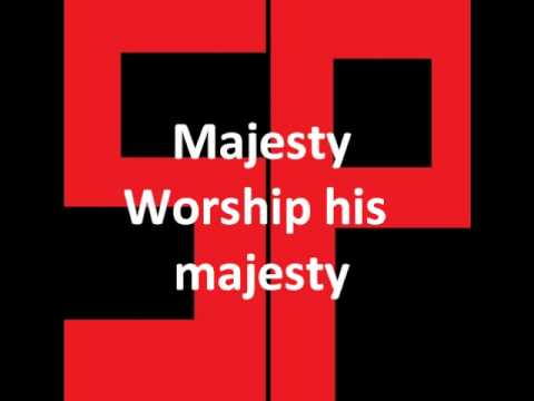 Majesty (Worship his Majesty) -wx9KX8R-pgw