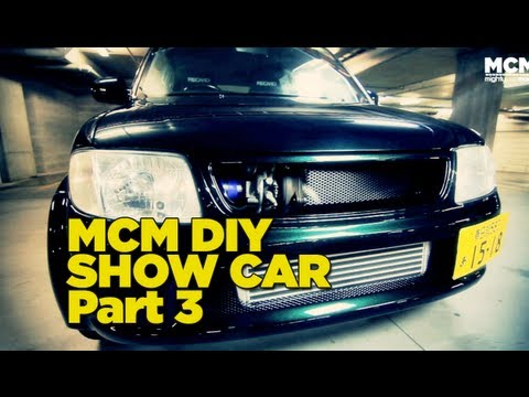 Mighty Car Mods - Show Car Build Part III (SE03 EP03)