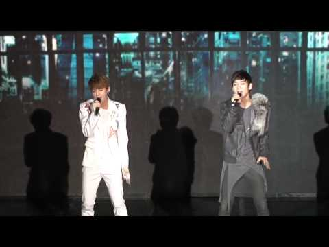 120401 EXO Showcase: Luhan &amp; Chen - What Is Love