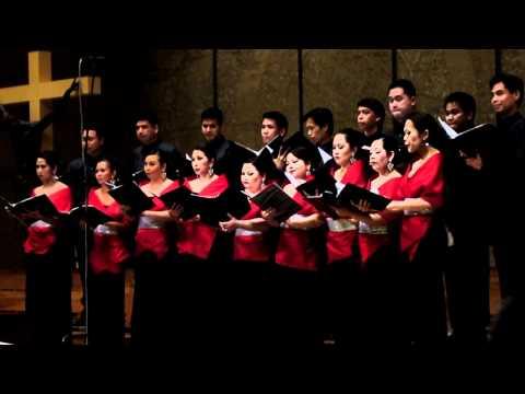 "UST Singers Alumni and FASO performs L.V. Beethoven's ""Joyful, Joyful We Adore Thee"""