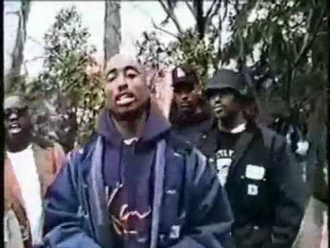 2pac- Let Them Thangs Go
