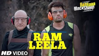 Ram Leela Video Song | Baa Baaa Black Sheep