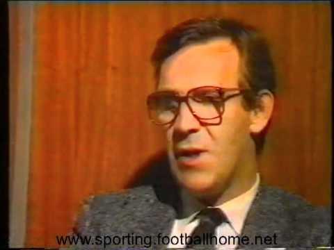 Entrevista com Abrantes Mendes Presidente Ass. Geral do Sporting em 1988/1989