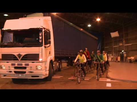 TfL Lorry Blind Spots Film