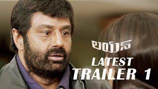 Lion - Latest Trailer 1 - Balakrishna, Trisha, Radhika Apte