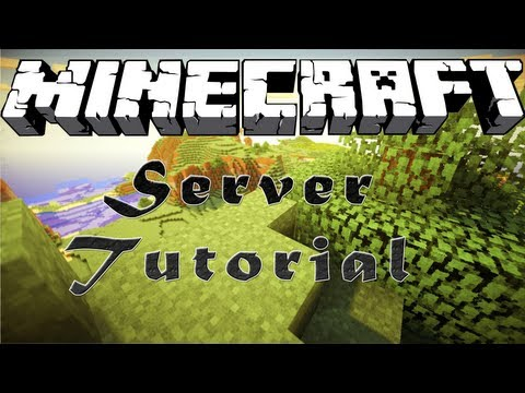 How To Make A Minecraft Server 1.3.2 | ULTIMATE Tutorial (Mac) - HD