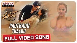 Padthadu Thaadu Full Video Song | Ruler