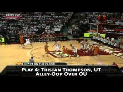 Big 12 Basketball Big Plays: Week 4