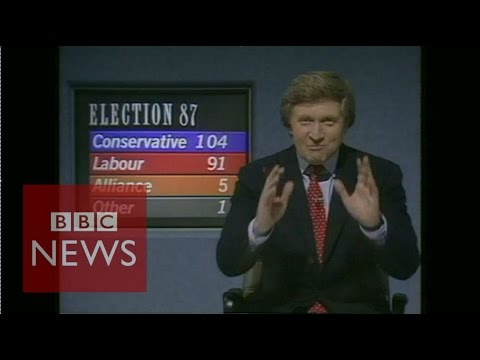 Elections Vault: Compilation of memorable moments - BBC News
