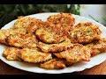 ЗАВТРАК ЗА 10 МИНУТ! Кабачковые оладьи с сыром и колбасой, ну очень вкусно!