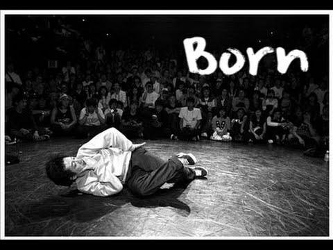 BBOY BORN Rivers Crew Floor Gangz Zulu Kingz Korea HD