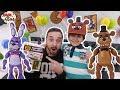 Папа Роб и Ярик: сборка пиццерии Five Nights at Freddy's party room!