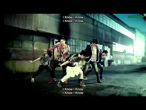MBLAQ - Mona Lisa Mv Eng Sub & Romanization Lyrics