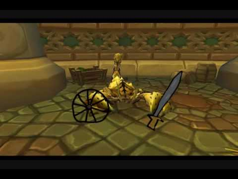 Unreleased WoW Cataclysm Trailer