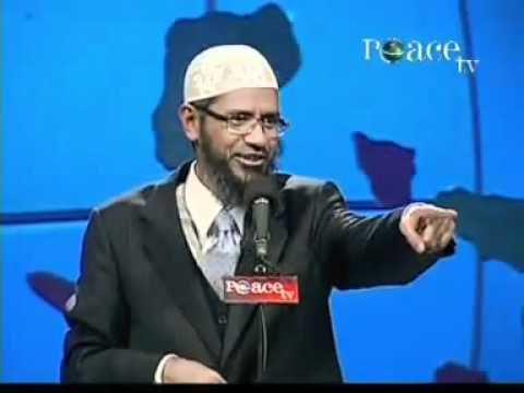 Who Created God- Dr. Zakir Naik answers this question.. -x37C7_X-0Yc