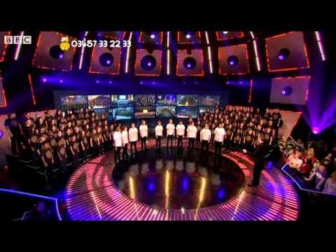 Gareth Malone's Children in Need Choir - BBC Children in Need 2011