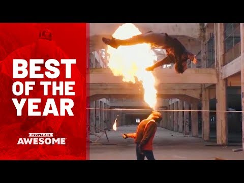 PEOPLE ARE AWESOME 2016 | BEST VIDEOS OF THE YEAR! - UCIJ0lLcABPdYGp7pRMGccAQ