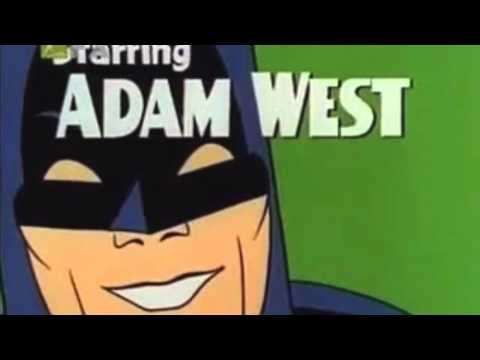 Batman Intro (1966) HD