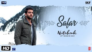 Notebook : Safar Video
