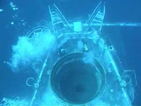 Diving Pensacola, FL and the USS Oriskany