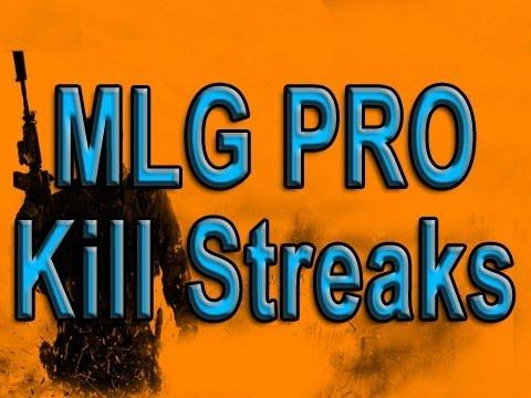 MW3 Kill Streaks at the MLG Pro Level (Modern Warfare 3)