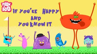 If You're Happy And You Know It | Nursery Rhymes For Kids | Popular English Rhymes