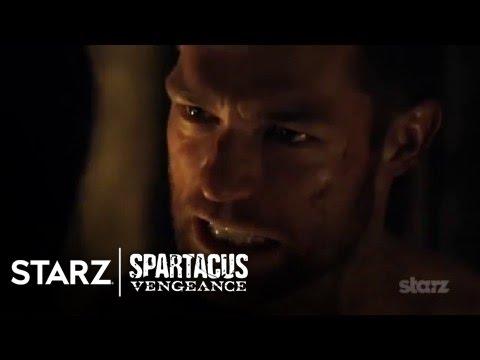 Spartacus: Vengeance - Comic-Con Teaser