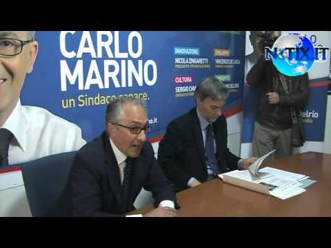 Gestione rifiuti a Caserta, Marino (Pd) propone un digestore anaerobico.mpg