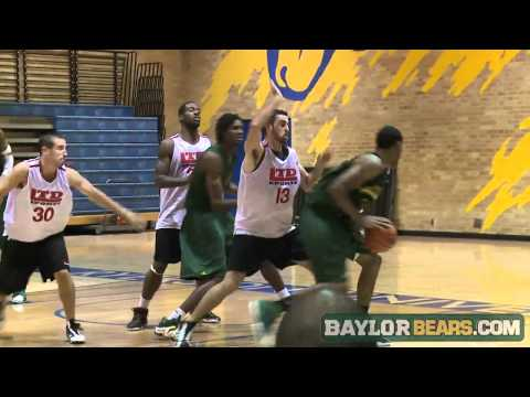 Baylor Basketball (M): Highlights vs. Ontario Revolution