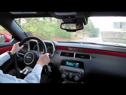 Test Drive The Hendrick Performance 2010 Chevrolet Camaro SS H.O. (Start Up, Exhaust, Brief Tour)