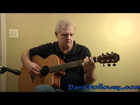 Tears In Heaven - Eric Clapton - Fingerstyle Guitar