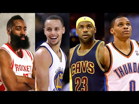 NBA Fight for the MVP Mix - MVP Race 2015 (HD)
