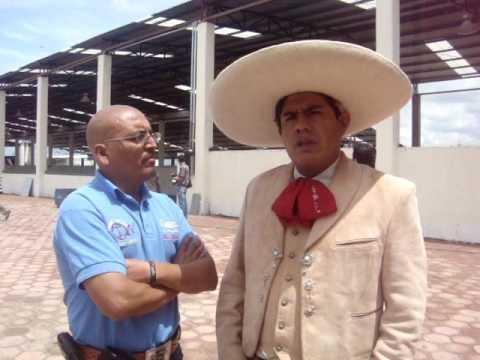 entrevista para charroup Victor Flores