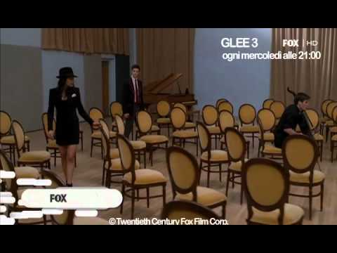 Glee 3x11 - Smooth Criminal - Michael Jackson