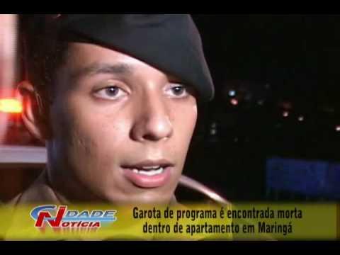 Garota de Programa é encontrada morta dentro de apartamento em Maringá