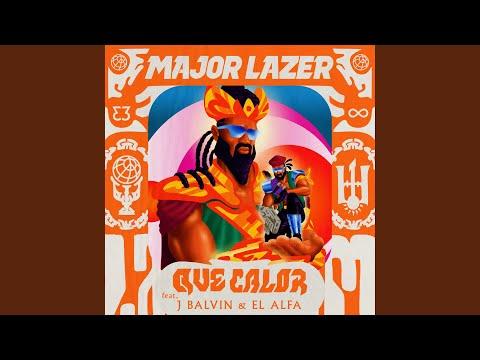 Que Calor feat. J Balvin & El Alfa