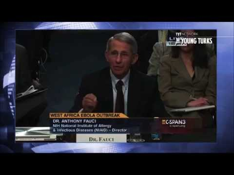 (Republicans) To Blame For No Ebola Vaccine?  10/14/14